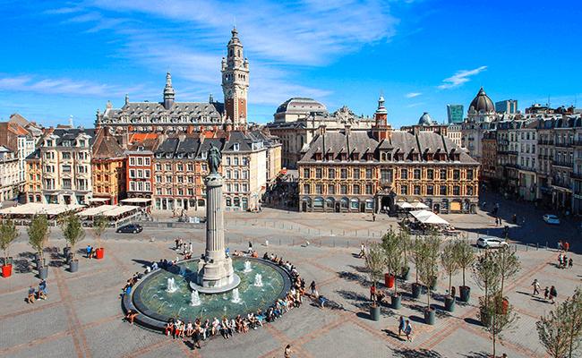 Déménager à Lille