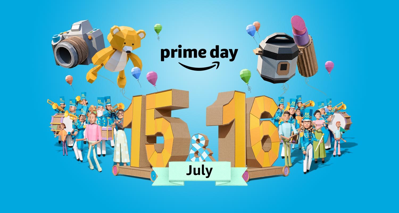 Sono iniziati gli Amazon Prime Day: richiedi un prestito e sfrutta le occasioni
