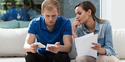 Taux d'endettement et reste à vivre, deux critères évalués par les banques pour accorder un emprunt immobilier