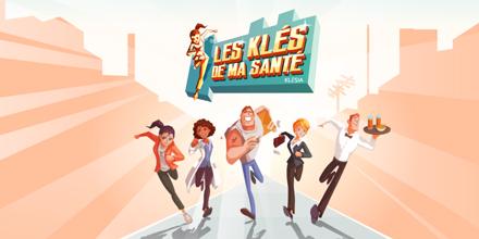 Klésia lance un jeu vidéo pour comprendre les enjeux d'être couvert par une bonne complémentaire santé