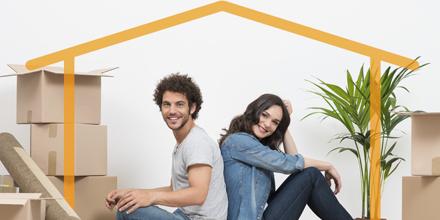 Mieux vaut être deux pour acheter son logement à crédit