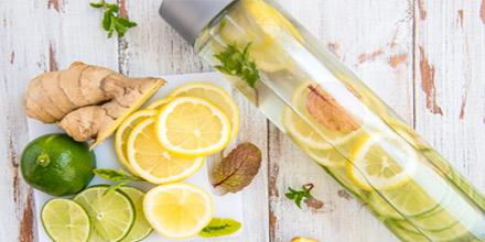 Santé : 4 boissons détox simples et savoureuses à adopter avant l'été