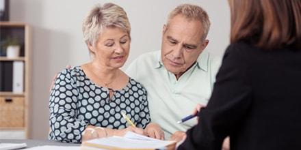 Comment emprunter au meilleur taux quand on est senior ?