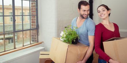 Vie quotidienne : qui sont les Français qui déménagent ?