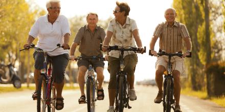 Santé : les seniors conscients des bienfaits d'une activité physique régulière