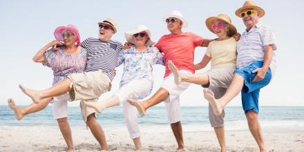 Société : les jeuniors, la génération âge d'or des seniors