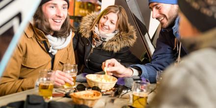 Santé : 5 idées reçues sur l'alimentation en hiver
