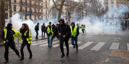 Assurabilité des mouvements populaires : pas de prise en charge pour les Gilets Jaunes blessés