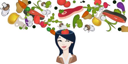 Santé : les aliments bons pour votre cerveau