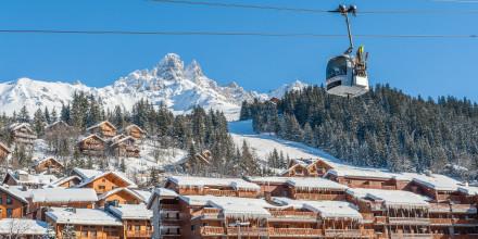 Immobilier de prestige : les stations des Alpes du Nord ont la cote