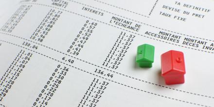 Crédit immobilier : le coût d'un remboursement anticipé