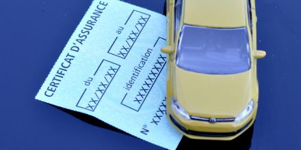 Assurance auto : mise en oeuvre 2019 du fichier des véhicules non assurés